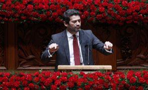25 Abril: Ventura diz que devia ser celebrado