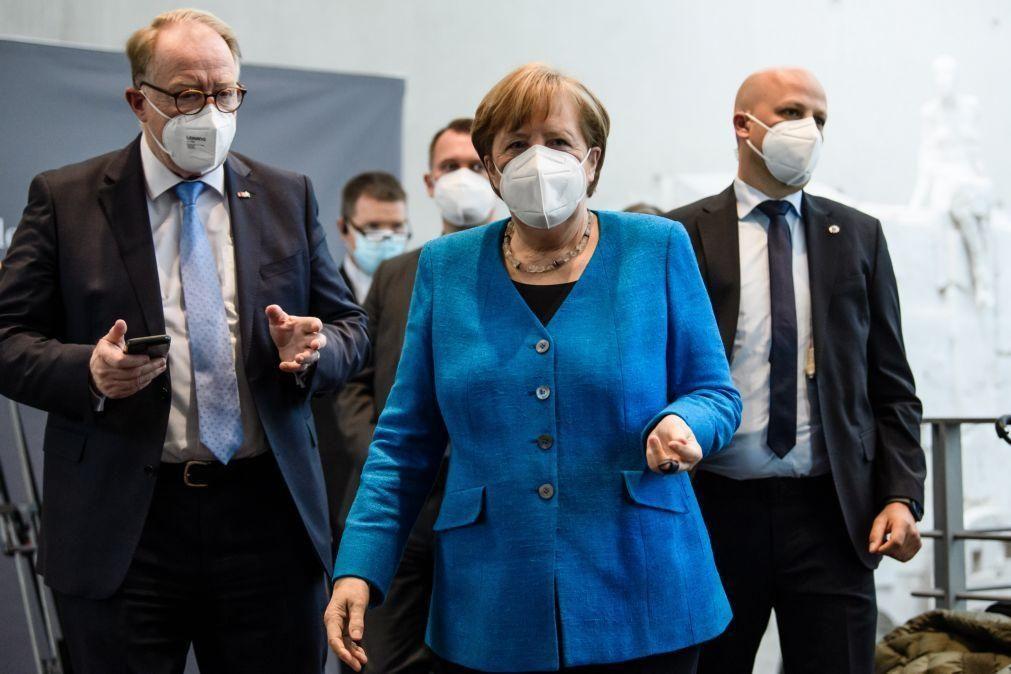 Covid-19: Alemanha prepara-se para dar