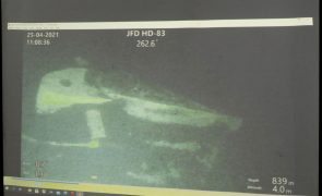 Marinha indonésia encontrou submarino desaparecido, todos os tripulantes mortos