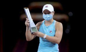 Tenista australiana Ashleigh Barty conquista torneio de Estugarda