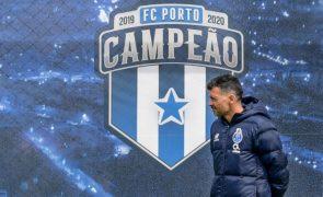 Treinador do FC Porto repudia