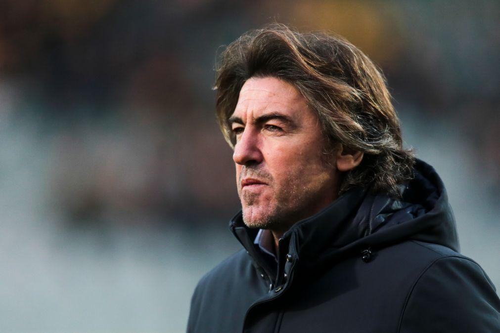 Sá Pinto soma quarto jogo consecutivo sem vencer ao leme do Gaziantep