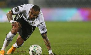 Quaresma volta a ser opção no Vitória de Guimarães antes do duelo com Nacional