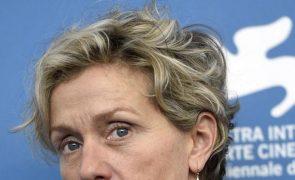 Óscar de Melhor Atriz para Frances McDormand por Nomadland