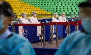 Covid-19: Macau aperta controlo a quem esteve no Brasil e Nepal