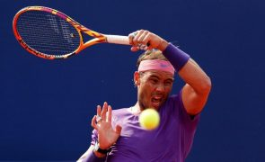 Rafael Nadal recupera o segundo lugar no 'ranking' mundial de ténis