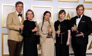 Óscares 2021: Conheça os grandes vencedores da noite