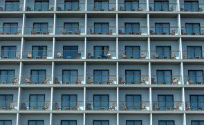 Avaliação bancária da habitação sobe para 1.185 euros/m2 em março - INE