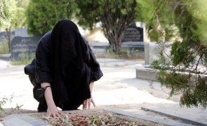 Covid-19: Irão ultrapassa 70.000 mortes e bate novo recorde diário de óbitos