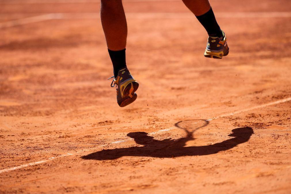 Nuno Borges avança para a segunda ronda do Estoril Open
