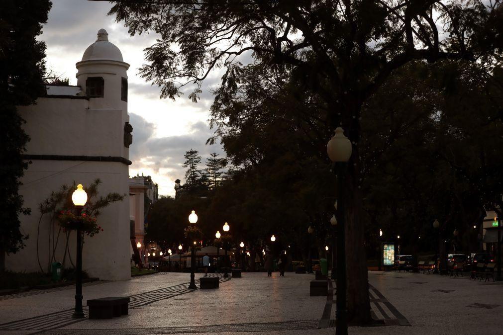 Covid-19: Madeira passa recolher obrigatório para as 23:00 a partir de domingo