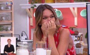 Diana Chaves Um dente de leite com 40 anos! A revelação que deixou João Baião chocado