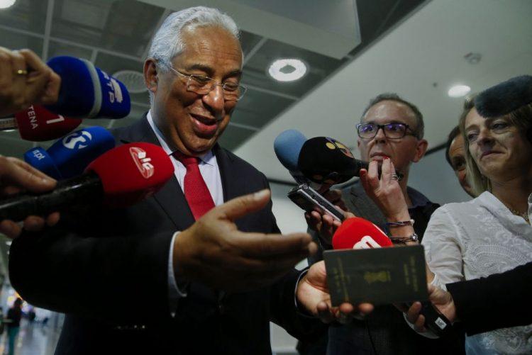 Costa confiante numa inversão da tendência de subida dos juros de Portugal