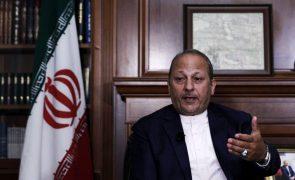 Ninguém pode travar o processo de enriquecimento de urânio pelo Irão -- embaixador em Lisboa