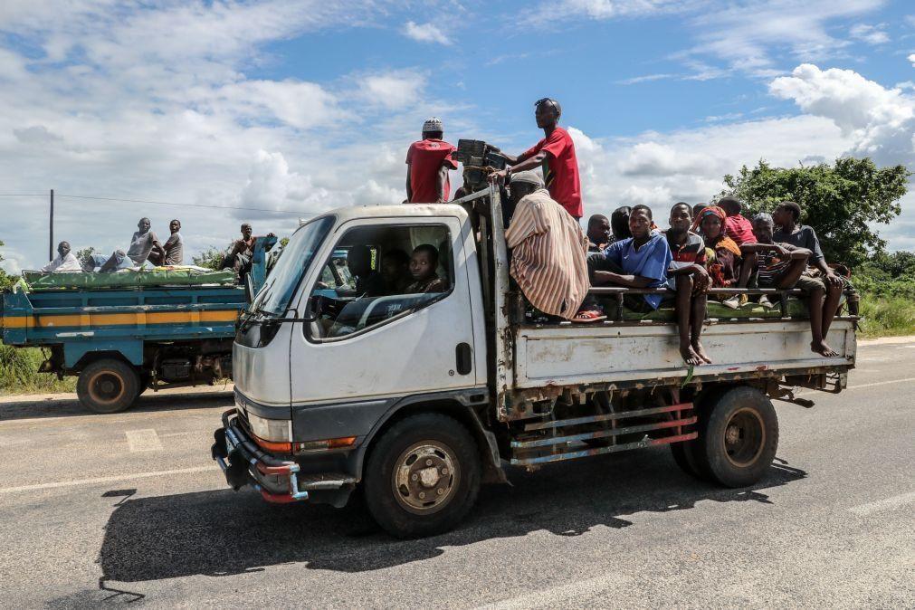 Campanha de solidariedade quer atenuar sofrimento em Cabo Delgado
