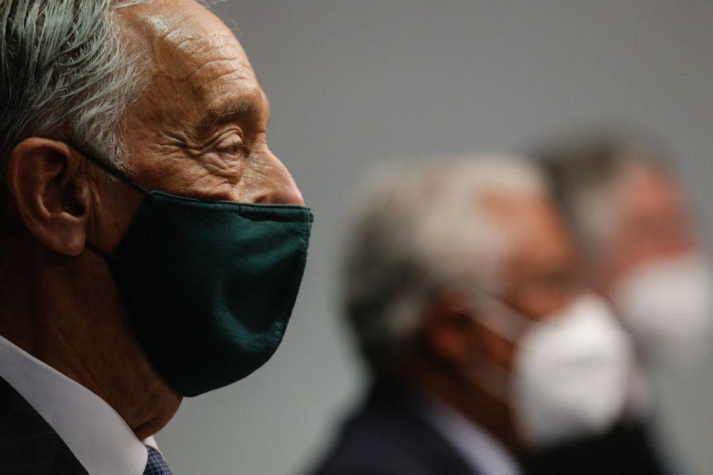 Covid-19: Peritos e políticos reúnem-se hoje para analisar evolução da pandemia