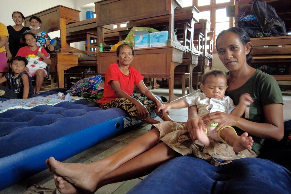 Timor-Leste/Cheias: Mais de 4.300 pessoas ainda deslocadas em Díli