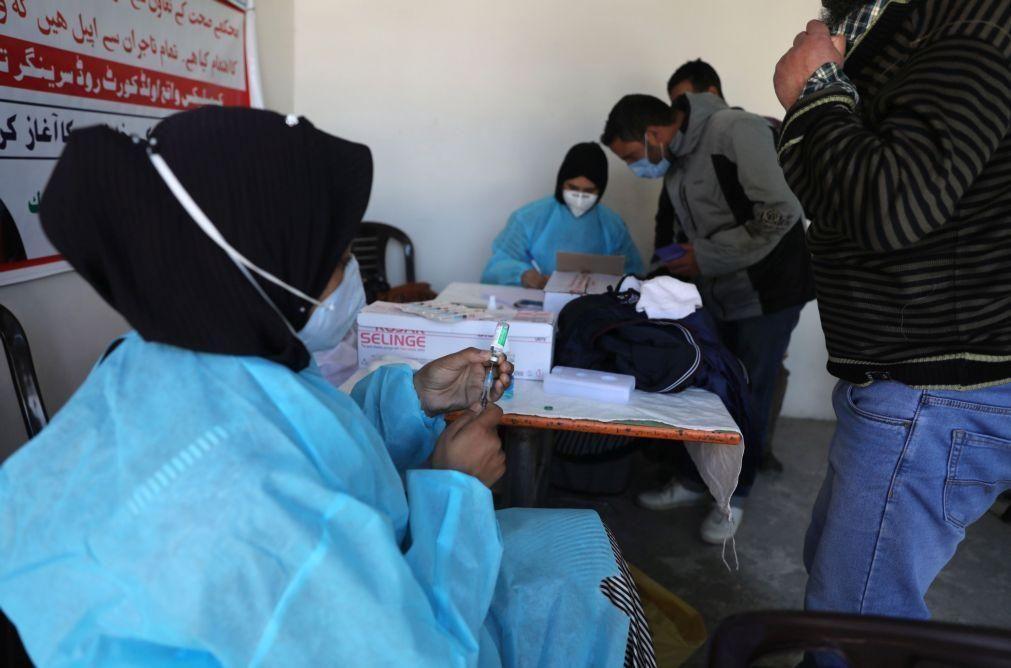 Covid-19: Índia com 2.771 mortos e 323.144 casos em 24 horas