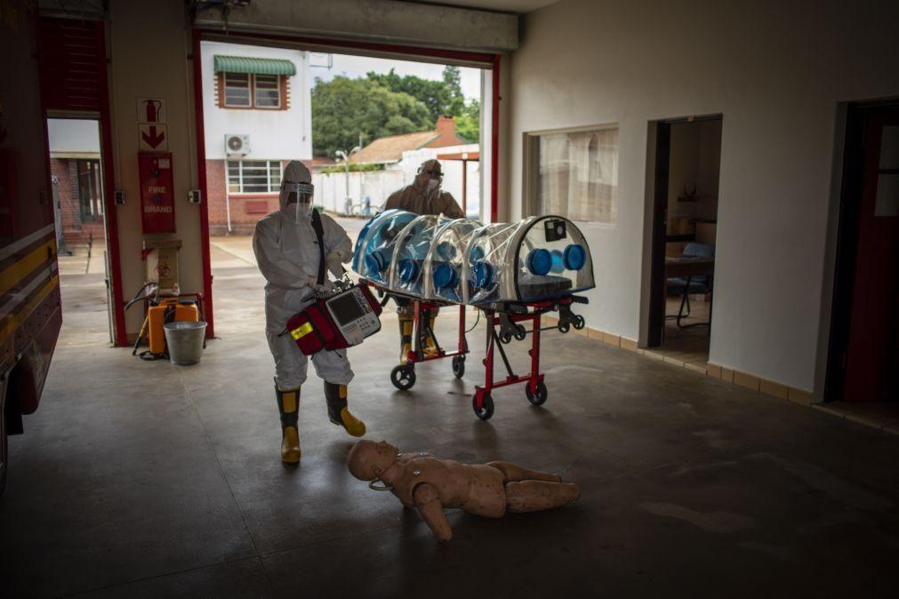Covid-19: África com mais 275 mortos e 40.181 infetados nas últimas 24 horas