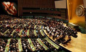 Secretário-geral da ONU lança