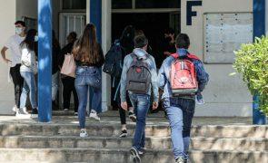 Covid-19: Alunos protestam na quinta-feira contra falta de condições nas escolas