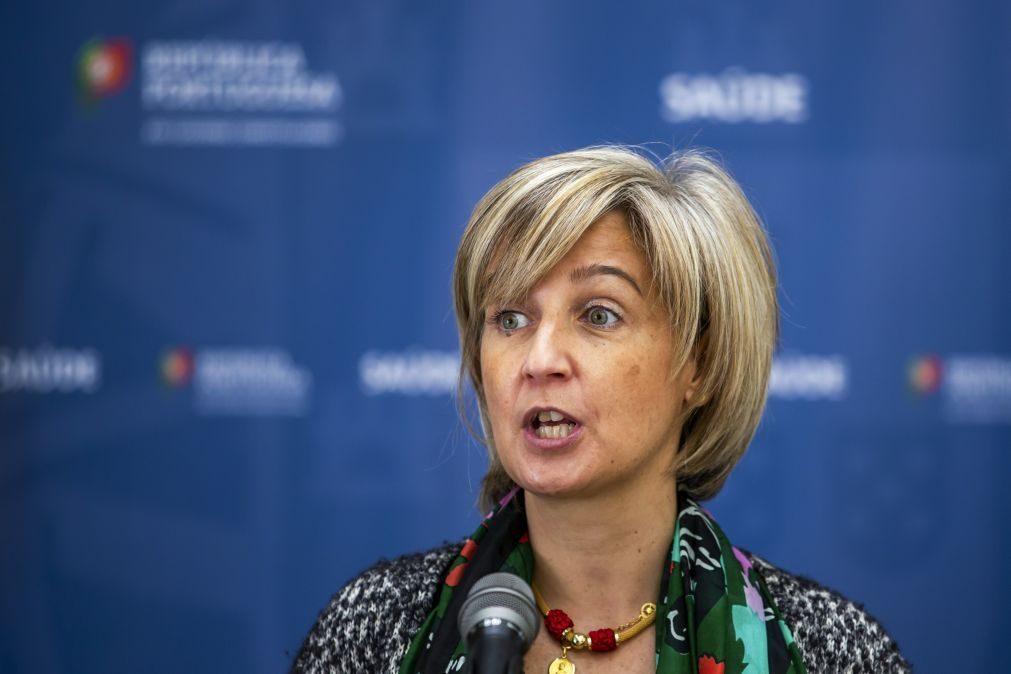 Covid-19: Ministra da Saúde admite condicionamentos no plano de vacinação