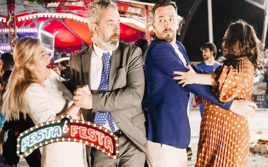 Festa é Festa TVI derrota SIC com a estreia da nova novela: