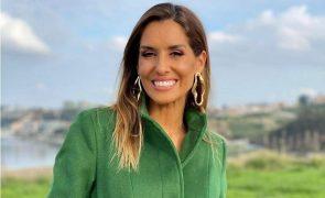 Joana Teles mostra rosto da filha pela primeira vez