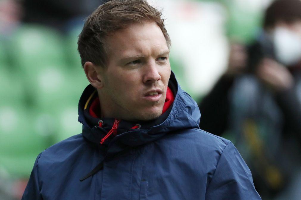 Nagelsmann promete não levar os melhores jogadores e enfraquecer o Leipzig