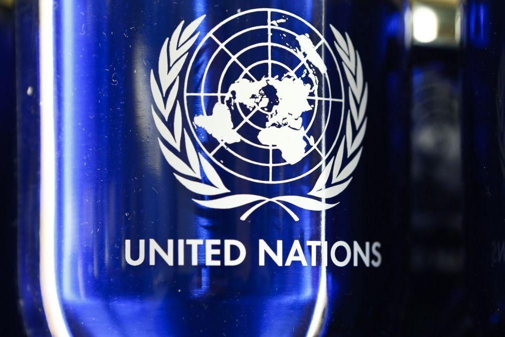 ONU apela à preservação das instalações civis no decurso dos conflitos
