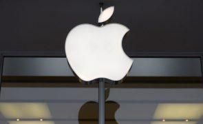 Rússia aplica multa de 12 milhões de dólares à Apple