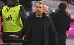 Federação alemã assume conversações com Hansi Flick para próximo selecionador