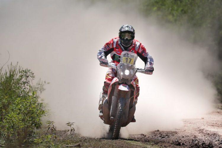 Dakar2017: Paulo Gonçalves é penalizado em 48 minutos e cai para o 10.º lugar