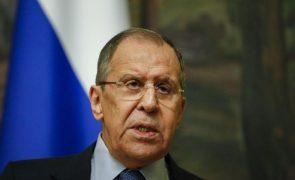 Há menos respeito agora entre EUA e Rússia do que na Guerra Fria - Lavrov