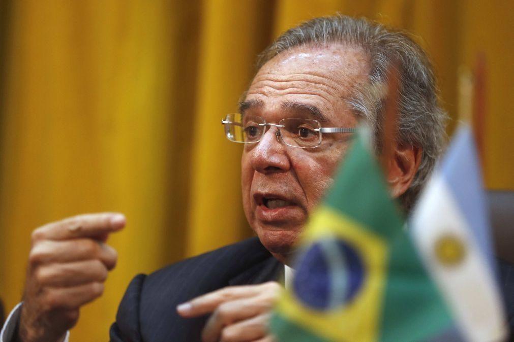 Covid-19: Ministro do Brasil diz que