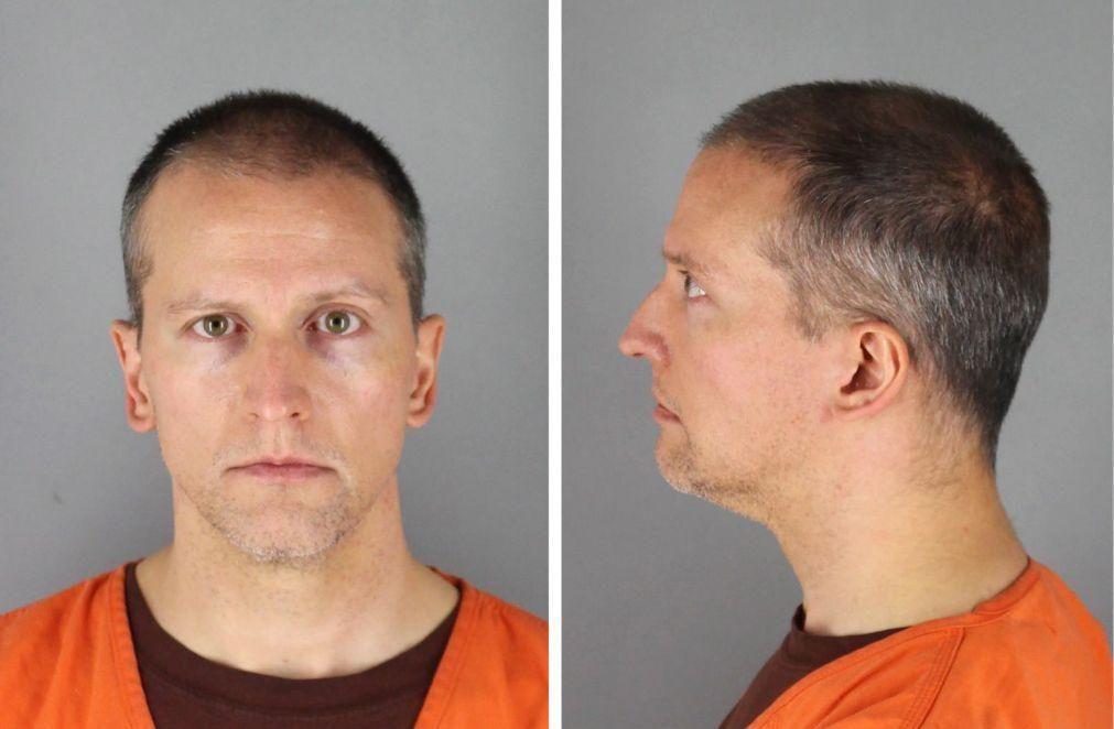 George Floyd. Leitura da sentença de Derek Chauvin adiada para 25 de junho