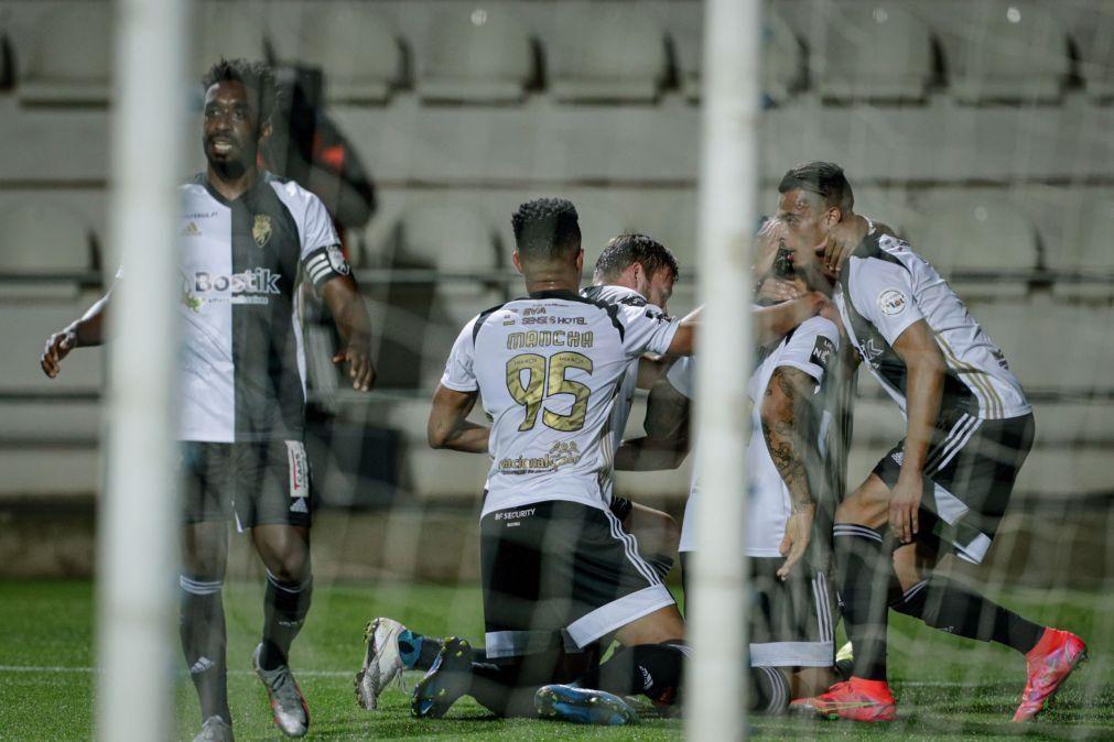 Farense permite empate do Portimonense e falha ataque ao 16.º lugar