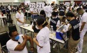 Covid-19: México com 434 mortos e 3.592 casos em 24 horas