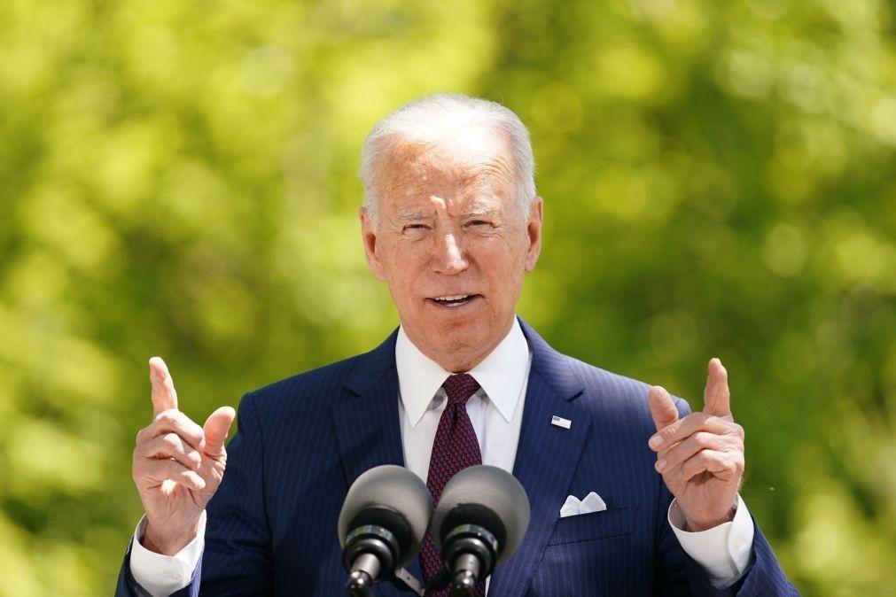 Biden discursa hoje no Congresso com muitos temas e poucos ouvintes na sala