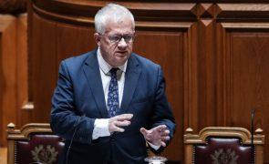 Ministro da Administração Interna explica hoje no parlamento futuro do SIRESP