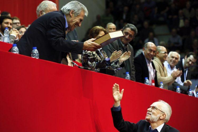 PCP/Congresso: Novo Comité Central eleito com 98,67% dos votos