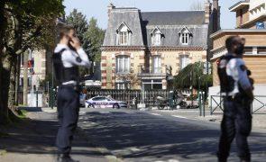 Sete ex-membros das Brigadas Vermelhas italianas detidos em França