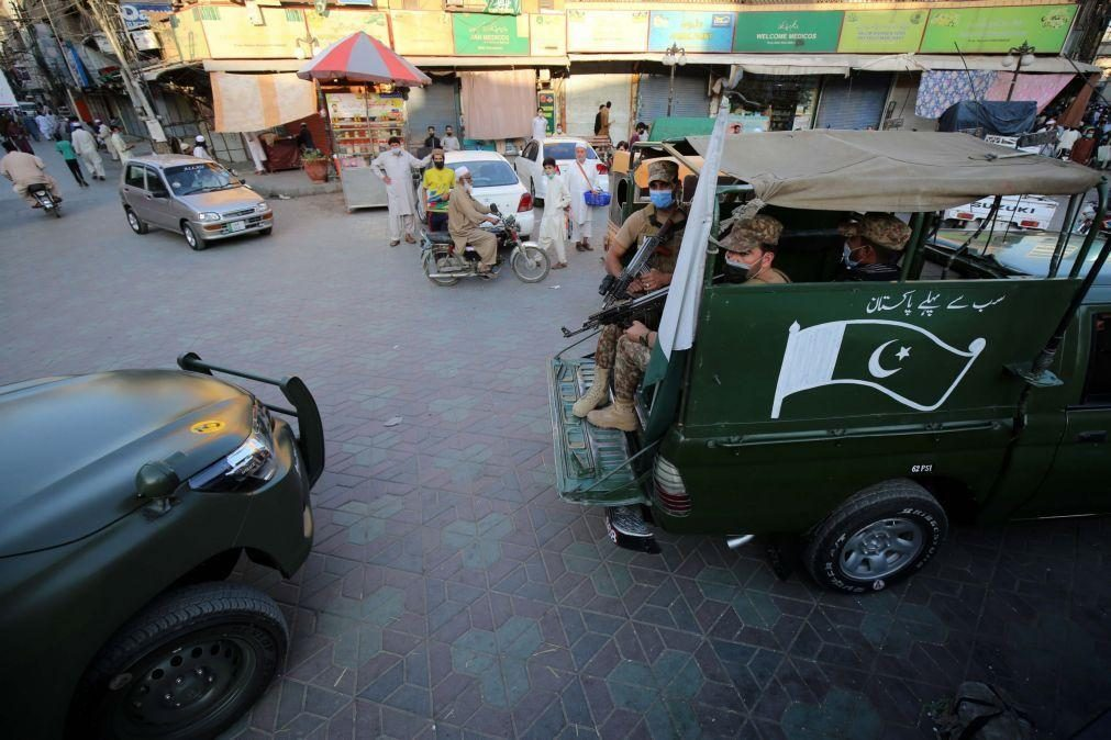 Covid-19: Paquistão regista recorde de 201 mortes em 24 horas
