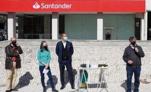 Santander Totta quer cortar mais 100 a 150 postos de trabalho