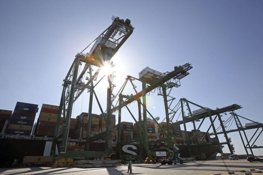Exportações aumentam 6,0% e importações recuam 5,7% no 1.º trimestre - INE