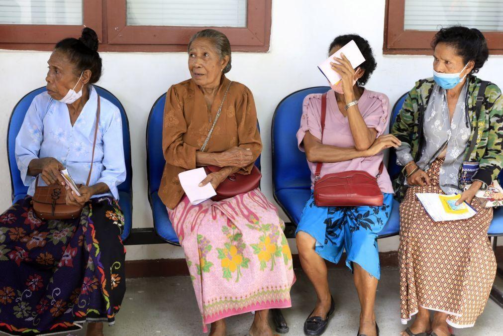 Covid-19: Timor-Leste regista mais 76 casos, dos quais oito com sintomas
