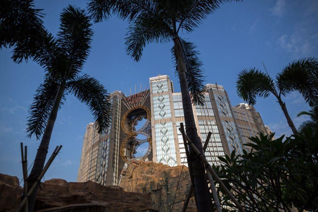 Operadora de casinos em Macau Melco com perdas líquidas de 192,8 ME no 1.º trimestre