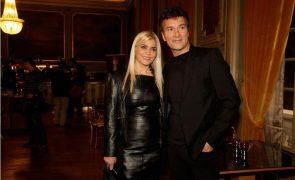 Tony Carreira e a ex-mulher viajam para Paris