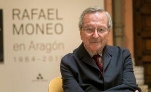 Arquiteto espanhol Rafael Moneo recebe Leão de Ouro de carreira da Bienal de Veneza