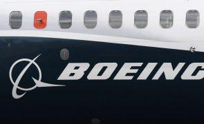 Boeing reduz prejuízo para 465 ME no 1.º trimestre